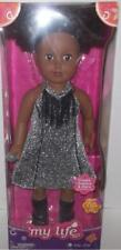 "My life as Pop Star  African American  girl 18""   Doll with microphone"