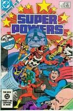 Super Powers (1st series) # 5 (of 5) (Jack Kirby) (Estados Unidos, 1984)