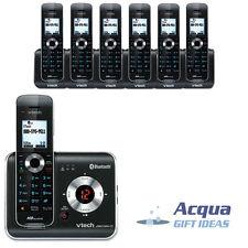 VTech CORDLESS TELEPHONE 7 SET DIGITAL DECT 6.0 PHONES Connect to Smartphone NIB