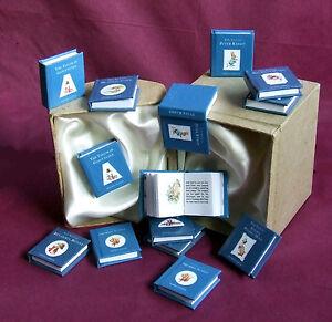 Dollshouse Miniature Book - Jeremy Fisher by Beatrix Potter