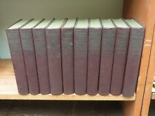 Gustave Flaubert  10 VOLUME SET OF WORKS  Illustrated  Simon Magee  c.1904