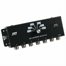 MFJ-1701 SIX POSITION HF ANTENNA SWITCH < AUTHORIZED DEALER. FREE SHIP>