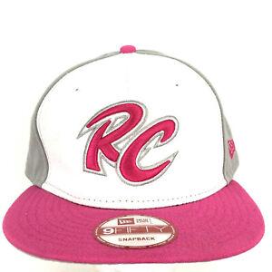 Sacramento River Cats Hat RC Logo New Era Minor League Snap Back Baseball Cap