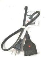 WARING MC-316 Deep Fat Fryer/Griddle Power Cord. Magnetic Breakaway Plug Adapter