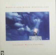 CD MARKUS and SIMON STOCKHAUSEN - colonia music fantasía