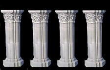 Roleplay 25mm 28mm Scenery D&D Warhammer Heroquest - Gothic Pillars 2