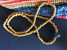 Old Batak Beaded Neckless Handmade beads (a) …beautiful collection / accent piec