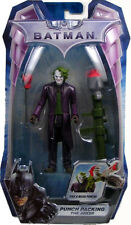 "Batman Dark Knight PUNCH PACKING THE JOKER basic 5"" action figure NEW"