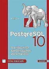 PostgreSQL 10 von Lutz Fröhlich (2018, Set mit diversen Artikeln)