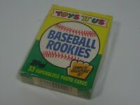 1989 Topps Toys R Us Baseball Rookies Baseball Trading Cards Complete Set Sealed