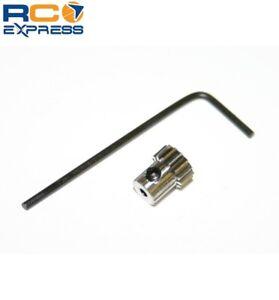 Hot Racing 13T 0.5 Mod Aluminum Pinion Gear Mini-T RC18T AET13T