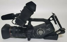 Canon XL-H1 3-CCD Native 16:9 High Definition 1080i Camcorder with 20x HD Zoom L