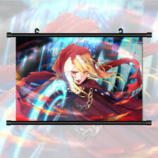 Overlord Evileye Wall Art Poster Scroll Home Decoration