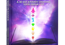 New listing Law of Attraction Daily Planner - Deluxe Day Calendar and Gratitude Journal t.