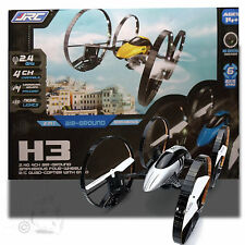 DRONE - CAMERA DRONE H3 6-AXIS GYRO RC AIR-GROUND QUADCOPTER WITH HD CAMERA