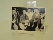 "Elvis Presley s/w Postkarte ""King Creole"""