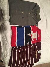 Abercrombie & Finch Hollister Shirts Lot of 3 Size XL B22