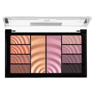 Maybelline TOTAL TEMPTATION Eyeshadow & Highlighter Palette Nude Matte Shimmer!