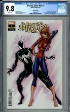 AMAZING SPIDER-MAN 2  CGC 9.8  Campbell 1:25 Incentive Cover  Marvel Comics 9/18