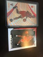 2018/19 Panini Revolution RC Rookie SP Wendell Carter Jr Chicago Bulls Lot Of 2