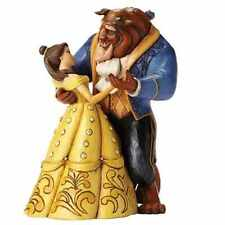"Disney Traditions - Belle & Beast - Moonlight Waltz"" - 4049619 BNWT"