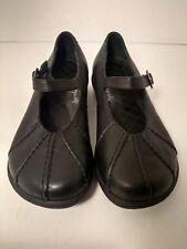Dansko Mary Jane Flats Black Size 7 26 36