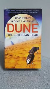 Dune The Butlerian Jihad By Brian Herbert