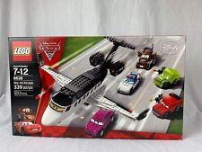LEGO 8638 Disney Pixar Cars 2 Spy Jet Escape New In Factory Sealed Box