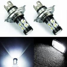 JDM ASTAR 50W CREE H4 LED Super Bright White Car Fog Daytime Running Light Bulbs