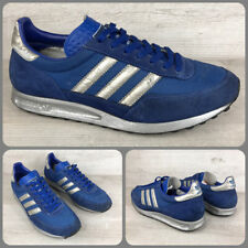 Adidas TRX Vintage 1998, Sz UK 11, US 11.5, EU 46, Originals, Blue Silver Rare