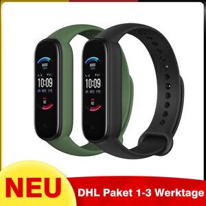 Xiaomi Mi Band 5 Smartwatch Bluetooth 5.0 Wasserdicht Heart Rate Fitness Tracker