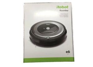 iRobot Roomba e6 e6134 Wi-Fi Connected Robot Vacuum NEW FREE SHIPPING!