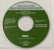 Microsoft Windows XP Professional ~ Dell Reinstall CD ~ Service Pack 2