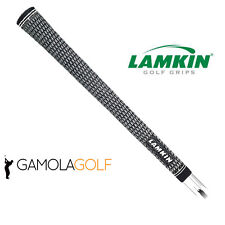 Set of 9 Lamkin Crossline Midsize Full Sof-cord Golf Grips