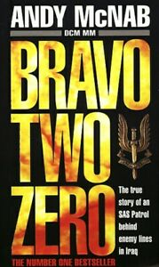 Bravo two zero by Andy McNab (Paperback) Highly Rated eBay Seller Great Prices