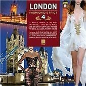 LONDON FASHION DISTRICT 4  CD NEW UK BRAND NEW STOCK NU-COOL Smooth House 2CD