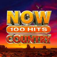NOW 100 HITS COUNTRY 5 CD - Various Artists (New Release 13/03/2020)