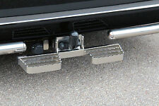 Kick-Stand Back Renault Trafic 2014+ Stainless Steel, Double