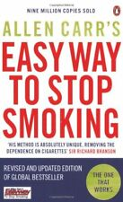 Allen Carr's Easy Way to Stop Smoking: Be a Happy Non-smoker f ,.9780141039404