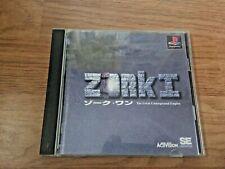 Zork I The Great Underground Empire Sony PlayStation NTSC-J Japan Import