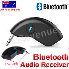Wireless Bluetooth Audio Adapter Dongle 3.5mm AUX Car Kit for iPhone 5S 6 Plus