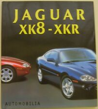 Jaguar XK8 - XKR  ancestors, styling, mechanics, driving by Stefano Pasini 1998