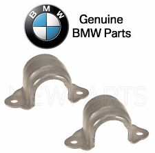 For BMW E60 E89 E90 Set of Two Front Support Bracket for Sway Bar Bushings OES
