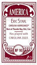 2003-04 Topps C55 Minis American Red #149 Eric Staal