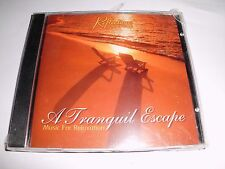 A Tranquil Escape  Music For Relaxation  CD  OVP