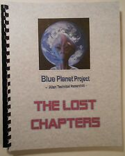 The Lost Chapters of The Blue Planet Project Book – Secrets of Aliens, UFOs