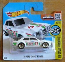 Hot Wheels Ford Diecast Racing Cars