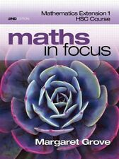 Maths in Focus: Mathematics Extension 1 HSC Course (Student Book with 4 Access C