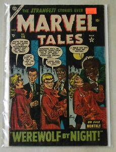 Marvel Tales #116 (1953) 1ST WEREWOLF BY NIGHT Menace #13 + SEE OUR SPOTLIGHT 2