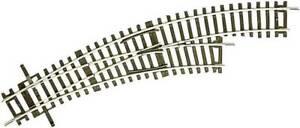 42465 H0 RocoLine (ohne Bettung) Bogenweiche, rechts 30° 358mm